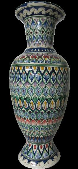 Вазы ручной работы керамика (Риштон)