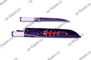 нож пчак жемчужний