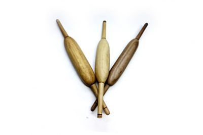 каталка для теста деревянная