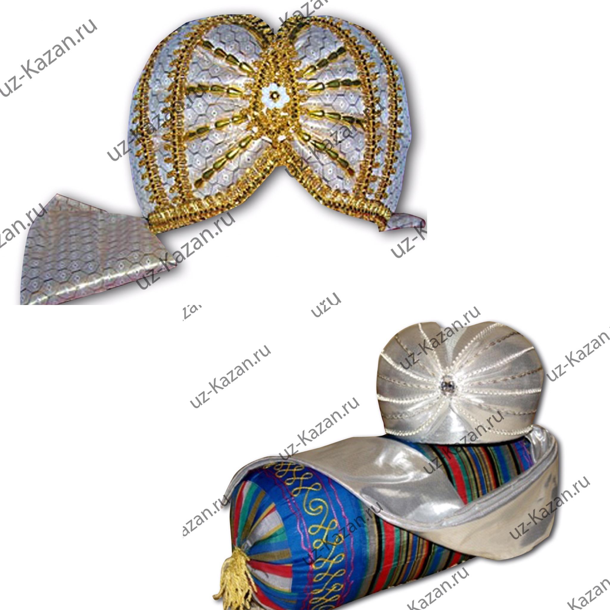 узбекский головной убор