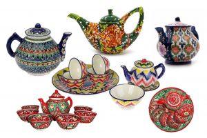 Чайники и Чайный сервиз